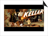 Kellar: Menagerie of Tricks Prints
