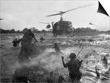 Vietnam War Mekong Delta Posters by Horst Faas