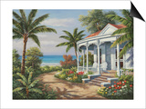 Summer House II Prints by Sung Kim