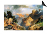 Grand Canyon Art by Thomas Moran