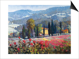 Home in Greve Prints by Kent Wallis