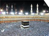 Mideast Saudi Arabia Hajj Prints by Hassan Ammar