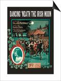 Dancing 'Neath the Irish Moon Sztuka