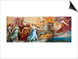 Aurora Print by Guido Reni