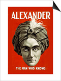 Alexander: The Man Who Knows Art