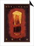Hurcimann Bock Prints by Augusto Giacometti