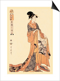 The Hour of the Hare Posters by Kitagawa Utamaro