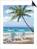Hidden Beach Prints by Sung Kim