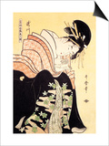 Love Letter Prints by Kitagawa Utamaro