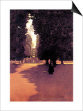 Quiet Scene Prints by Maxfield Parrish