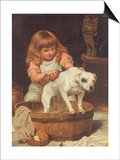 The Order of the Bath Posters by Charles Burton Barber
