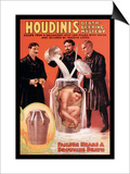 Houdini's Death-Defying Mystery Prints
