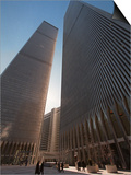 Trade Center Anniversary Posters by Emile Wamsteker