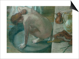 The Tub (Bathing Woman), 1886 Posters by Edgar Degas