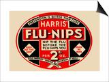 Harris' Flu-Nips Prints