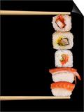 Maxi Sushi Art by  Jag_cz