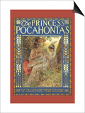 The Princess Pocahontas Posters