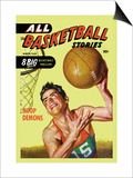 All Basketball Stories: Hoop Demons Posters
