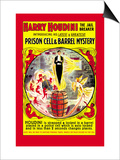 Harry Houdini: The Jail Breaker Print