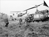 Vietnam War U.S. Troops Prints by Horst Faas