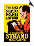 Best Sherlock Holmes Adventure Prints