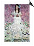 Eugenia Primavesi Láminas por Gustav Klimt