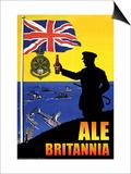 Ale Britannia Posters