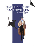The Hound of the Baskervilles II Prints