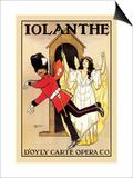 Iolanthe: d'Oyly Carte Opera Company Prints