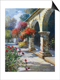Imposing Arches Prints by Kent Wallis