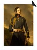 Prince Albert de Saxe-Cobourg-Gotha (1819-1861) Posters by Franz Xaver Winterhalter