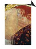 Danae Láminas por Gustav Klimt