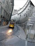 Apn Lisbon Streetcar Posters by Armando Franca