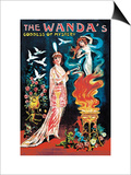 The Wanda's Goddess of Mystery Prints