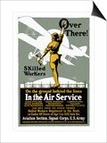 Join the Aviation Section of the Signal Corps Posters by Louis Fancher