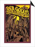 Der Golem Prints