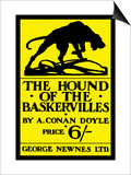 The Hound of the Baskervilles IV Art