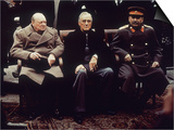 Big Three Yalta 1945 Prints