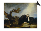 Jacob's Dream Prints by Jusepe de Ribera