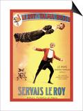 Servais Leroy: World's Monarch of Magic Prints