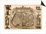 Solomon's Temple - Jerusalem Posters