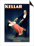 Kellar: Levitation Poster