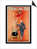 Chung Ling Soo, The World's Greatest Conjurer Prints