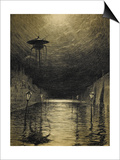 The War Of the Worlds Prints by Henrique Alvim-Correa