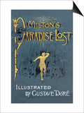 Milton's Paradise Lost Posters by Gustave Doré