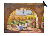 Vineyard for Two Posters by Sung Kim