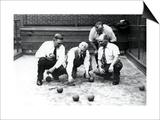 Bocce Balls, Philadelphia, Pennsylvania Prints