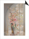 Magnolia Arch I Posters by Ruth Baderian