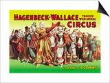 Hagenbeck-Wallace Circus, An Army of Clowns Posters