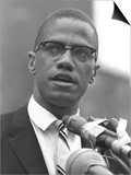 Malcolm X Posters by  Associated Press